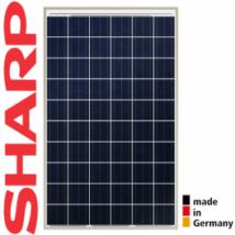 Sharp napelem panel