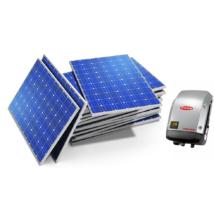 Trina Solar Napelem rendszer 2.7 kW.