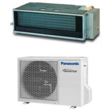 Panasonic légcsatornázható klíma KIT-Z35-UD3 (3.5)