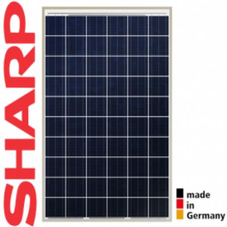 Sharp napelem tábla